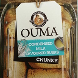 Ouma Condensed Milk Rusks 500g
