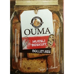 Ouma Rusks Muesli 500g Box