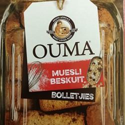 Ouma Rusks Muesli 500g Box