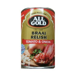 All Gold Tomato and Braai Relish