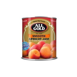 All Gold Smooth Apricot Jam 450g Can