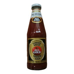 All Gold Tomato Sauce 700ml Bottle