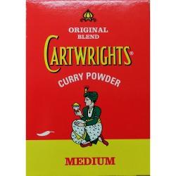 Cartwrights Curry Powder Hot 100g Box