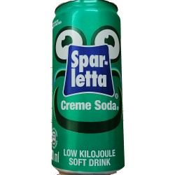 Sparletta - Creme Soda (300ml can)
