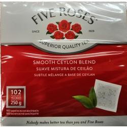 Five Roses Tea 100 bags