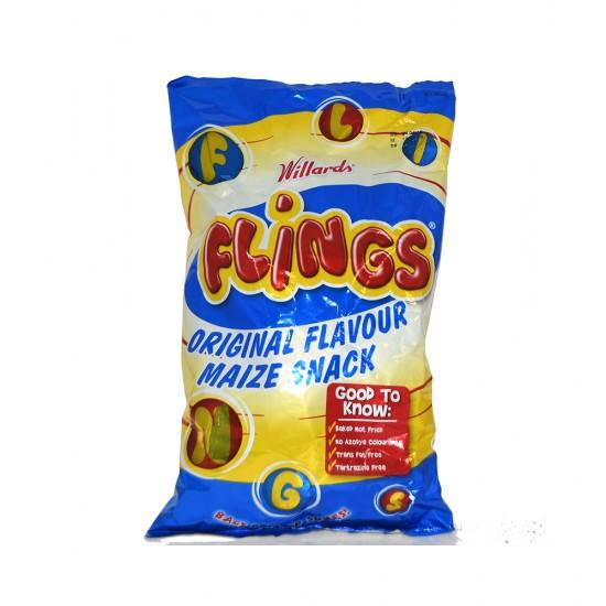 Willards Flings (150g Bag)
