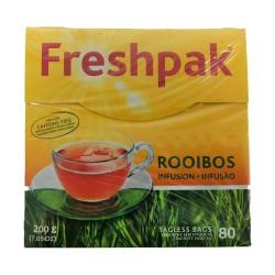 Freshpak Rooibos  Teabags 80s Packs