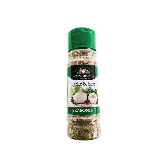 Ina Paarman Garlic & Herb Seasoning 200ml