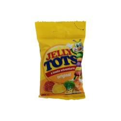 Wilsons Jelly Tots - Original (100g Bag)