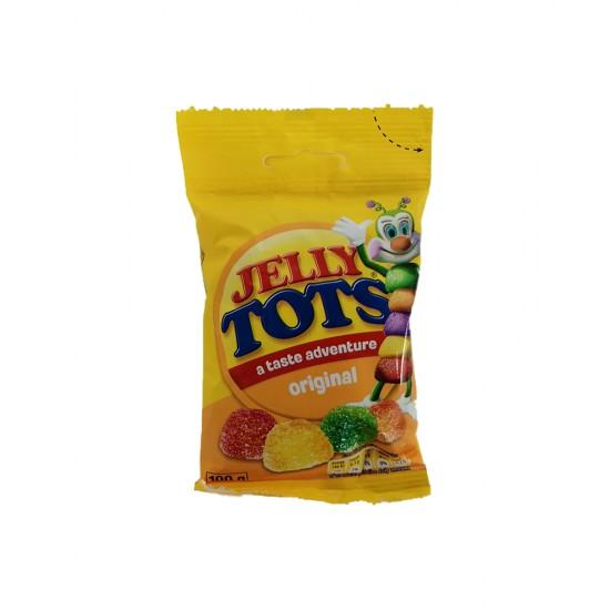 Wilsons Jelly Tots - Original (100g Bag)