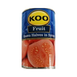Guava Halves 410g Can Koo