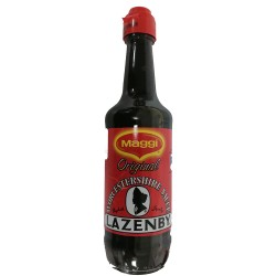 Maggi Lazenby Worcestershire Sauce 250ml