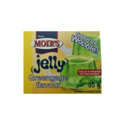 Moirs Greengage Jelly 80g
