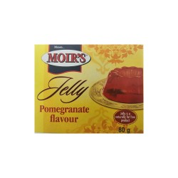 Moirs Pomegranate Jelly 80g