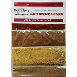 Nice n Spicy Balti Buttered Chicken 15g