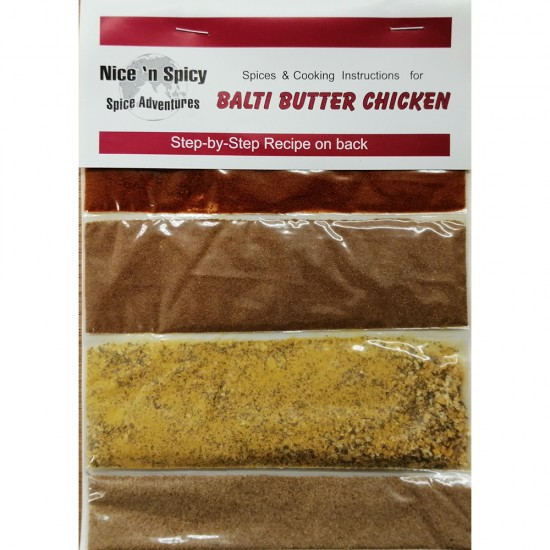 Nice n Spicy Balti Buttered Chicken 15g