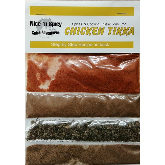 Nice n Spicy Chicken Tikka 20g