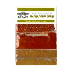 Nice n Spicy Madras Beef Curry 25g
