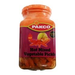 Pakco Hot Vegetable  Atchar  385g Jar