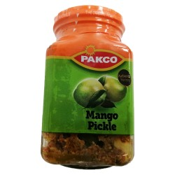 Pakco Mango Pickle 400g Jar