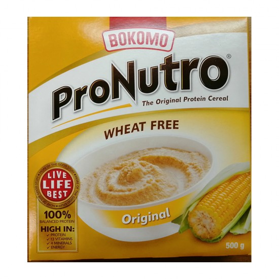 Pronutro Original Wheat Free   500g Box