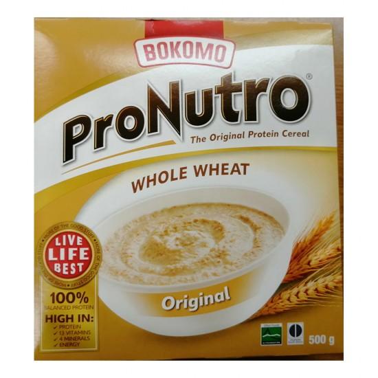 Pronutro Original Whole Wheat   500g Box