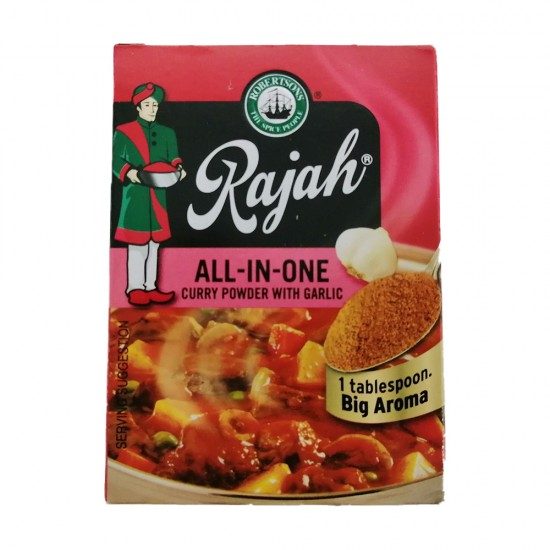 Rajah Curry Powder   All in one 100g Box