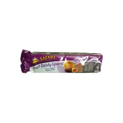 Safari Fruit Dainty Squares (250g TRAY)