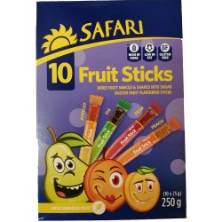 Safari Funky Fruit Sticks (10)