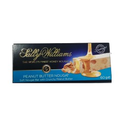 Sally Williams Peanut Butter Nougat 50g