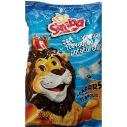 Simba Salt and Vinegar (125g)