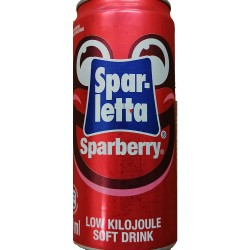 Sparletta - Sparberry (300ml Cans)