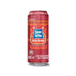 Sparletta -Iron Brew (300ml can)
