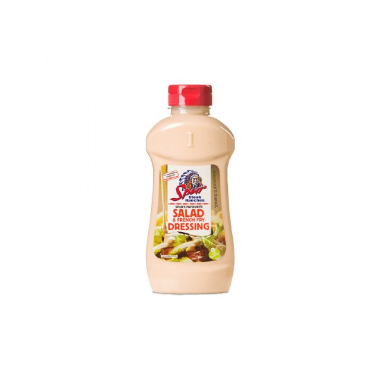 SPUR SALAD & FRENCH FRY DRESSING 300ml