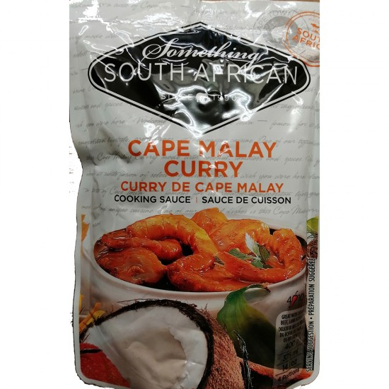 Something South African Mild Cape Malay Curry
