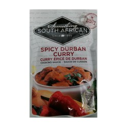 Something South African Spicy Durban Curry