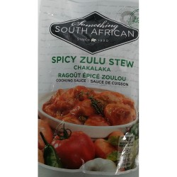 Something South African Spicy Zulu Stew Chakalaka
