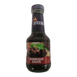 Steers Sauce - BBQ (375ml Bottle)