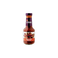 Steers Sauce - Peri Peri (375ml Bottle)