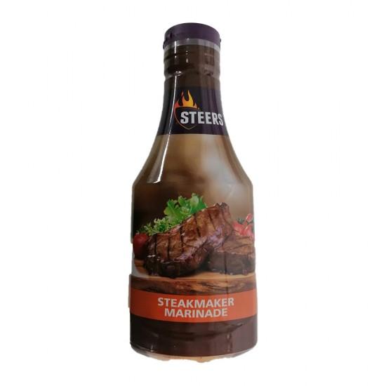 Steers Marinade - Steakmaker 700ml