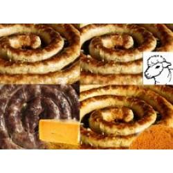 Boerewors - Lucky dip Random Pack 2kg