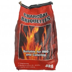Briquettes 4kg bag  (collection only)
