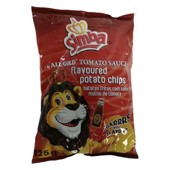 Simba All Gold Tomato Sauce (125g)