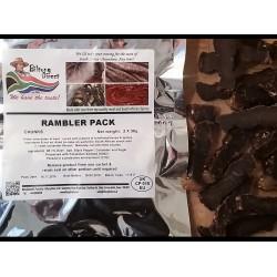 RAMBLER PACK  SINGLE PACK 2 X 30g