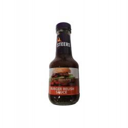 Steers Sauce - Burger Relish (375ml Bottle)