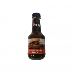 Steers Sauce - Burger Relish (375ml Bottle)